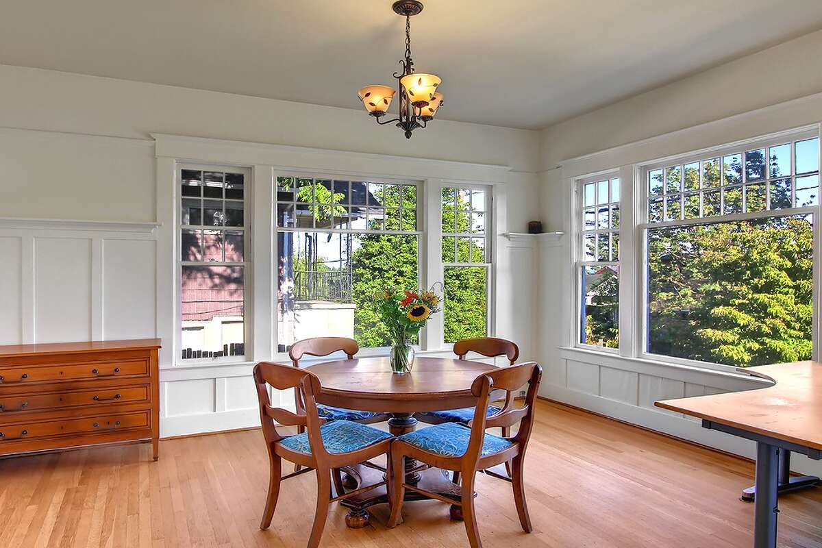 Dining room of 1806 N.E. 65th St. It's listed for $550,000.