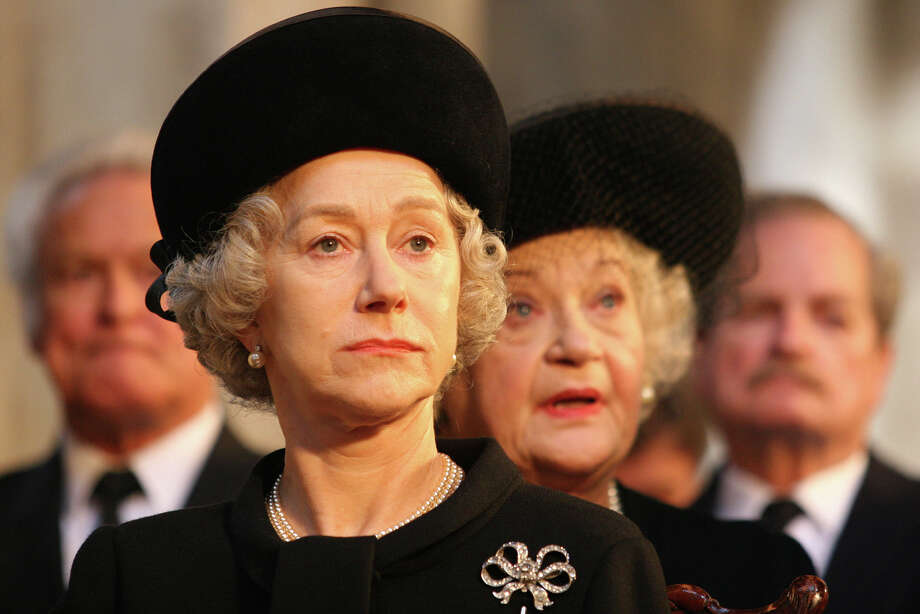 LAURIE SPARHAM/MIRAMAX FILMS DAME HELEN MIRREN portrays a quiet Elizabeth II in ''The Queen.''