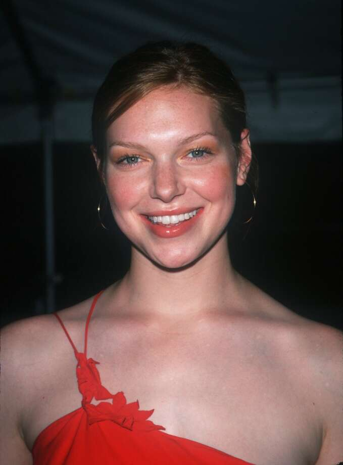 ... ''That '70s Show.'' Laura Prepon is pictured in 2000. Photo: Evan Agostini, Getty Images