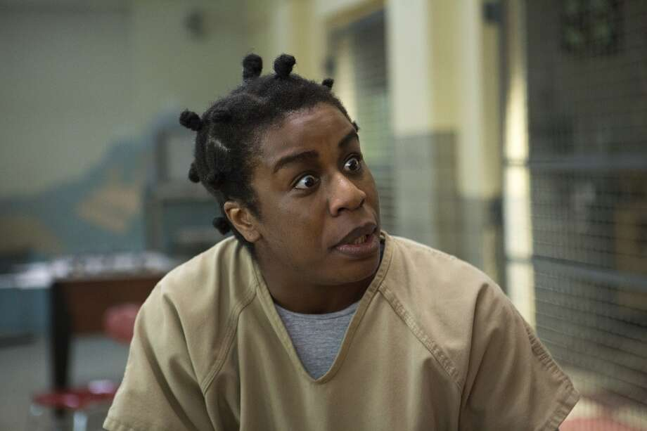 In addition to veteran actors, there are a lot of interesting, lesser known faces on ''Orange is the New Black.'' 