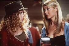 Natasha Lyonne's big role: In 1999's ''American Pie.'' She's  pictured, left, with actress Tara Reid.
