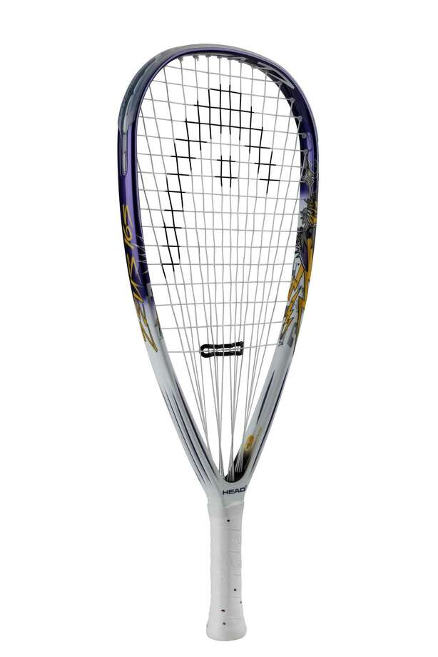 Head Zeus 165 racquet, $229.95 at racquetballwarehouse.com. Photo: Mike Boatman, Owner