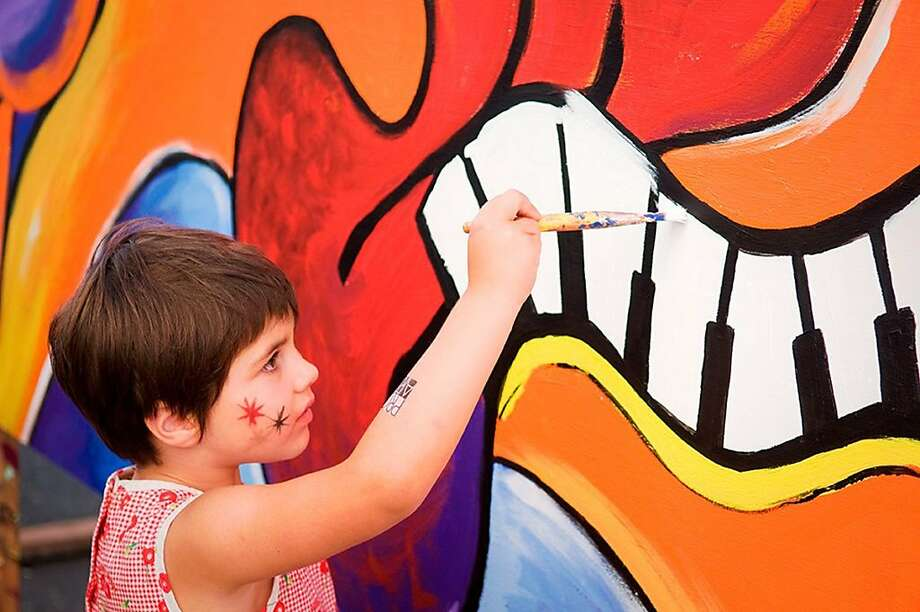 The festival will have art activities devised by the Museum of Children's Art and the East Bay Depot. Photo: Art + Soul