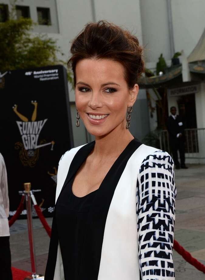 Actress Kate Beckinsale, 2013 Photo: Michael Buckner, WireImage