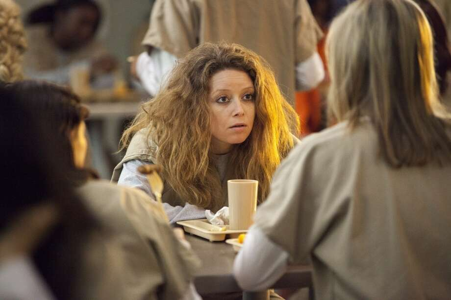 Natasha Lyonne in ''Orange is the New Black.'' (One drawback of this show - its name is way too long).