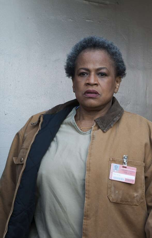 Michelle Hurst plays Miss Claudette, an oldster not to be messed with.   Like a lot of actors, Hurst has done her share of ''Law & Order'' roles. But she recently starred in the movie ''Frances Ha.'' Photo: Barbara Nitke, Netflix