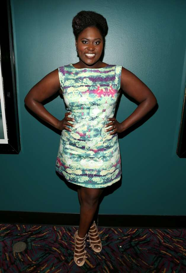 Danielle Brooks, 2013. Photo: Jesse Grant