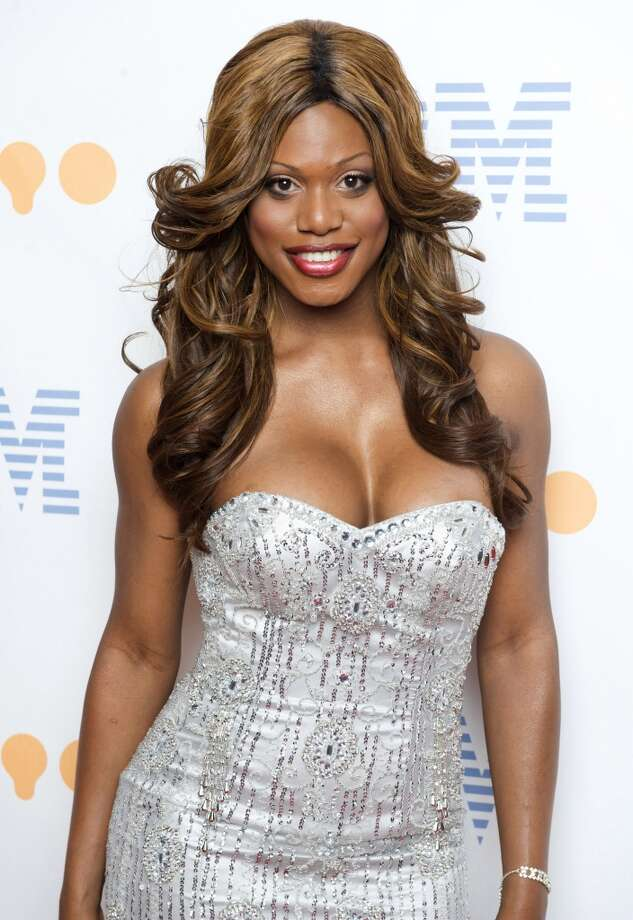 Laverne Cox, at the GLAAD Media Awards in 2009. Photo: Steve Jennings, WireImage