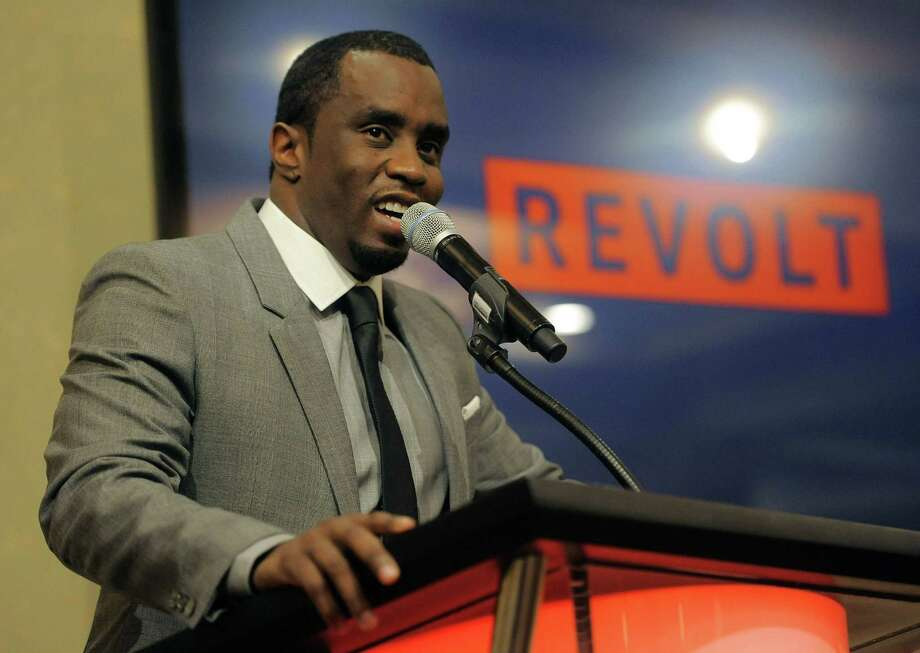 "Sean ""Diddy"" Combs is creating a TV network for what he calls the ""homeless"" 18- to 34-year-old audience. Photo: Chris Pizzello / Associated Press"