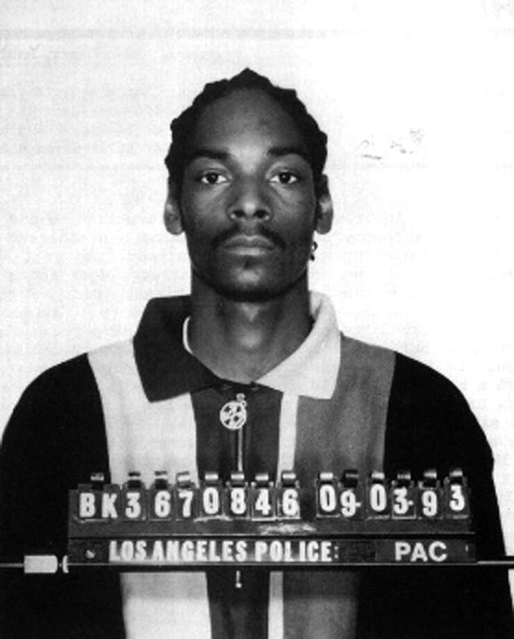 LAPD booking photo of Snoop Dogg, 1993. Photo: Michael Ochs Archives / Michael Ochs Archives