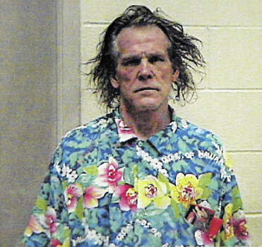 Actor Nick Nolte's arrest photograph taken by the California Highway Patrol after Nolte's arrest on suspicion of driving under the influence is shown on September 12, 2002 in Woodland Hills, California. Nolte was arrested September 11th after a California Highway Patrol officer saw his Mercedes-Benz driving erratically. The actor was cited and released on a misdemeanor charge of driving under the influence of alcohol or drugs. Photo: Getty Images / 2002 Getty Images
