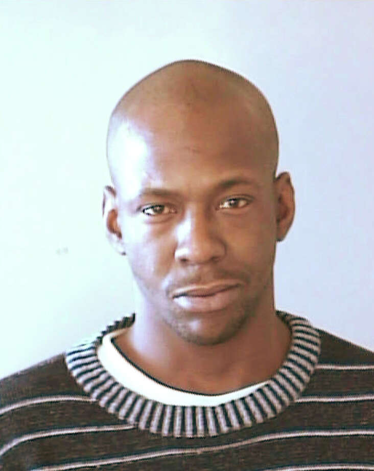 Singer Bobby Brown is shown in this handout booking photograph on January 17, 2003 in Decatur, Georgia. Brown turned himself in to the police after a DeKalb County Judge issued a bench warrant for the singer's arrest. Brown was wanted by police after he failed to appear in court to face charges stemming from a previous arrest for driving under the influence. Photo: Getty Images / 2003 Getty Images