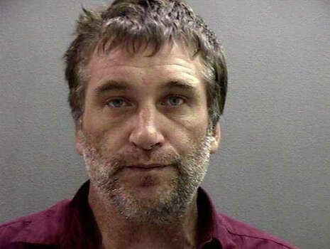 In this photo released by the Orange County Sheriff's Department November 9, 2006, Daniel Baldwin is seen in Santa Ana, California.  According to reports, Baldwin was stopped by Santa Monica Police November 8, 2006 while in a white GMC Yukon that had been reported stolen from Orange County. Photo: Handout, Getty Images / 2006 Orange County Sheriff's Department