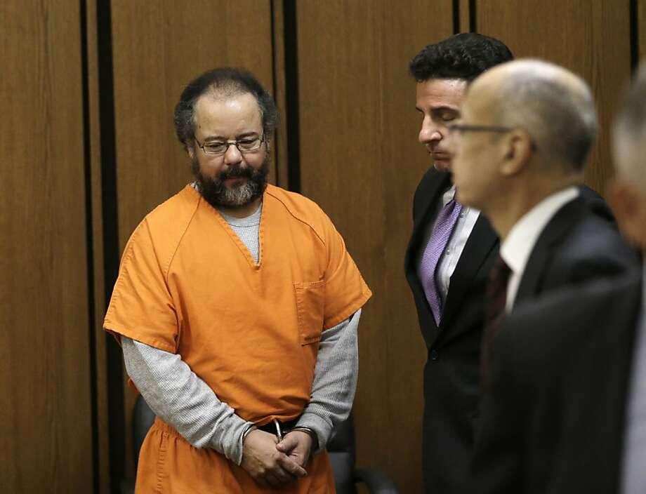 Ariel Castro abducted three young women and held them for years in his home in Cleveland. Photo: Tony Dejak, Associated Press