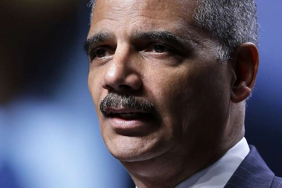 Attorney General Eric Holder is countering claims by Edward Snowden that he will be mistreated if he returns to the U.S. Photo: Matt Rourke, Associated Press