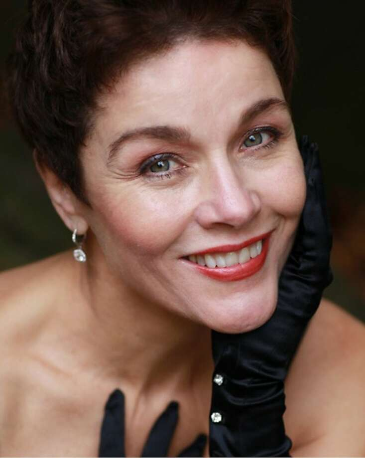 Christine Andreas sings at Feinstein's at the Nikko. Photo: Feinstein's At The Nikko