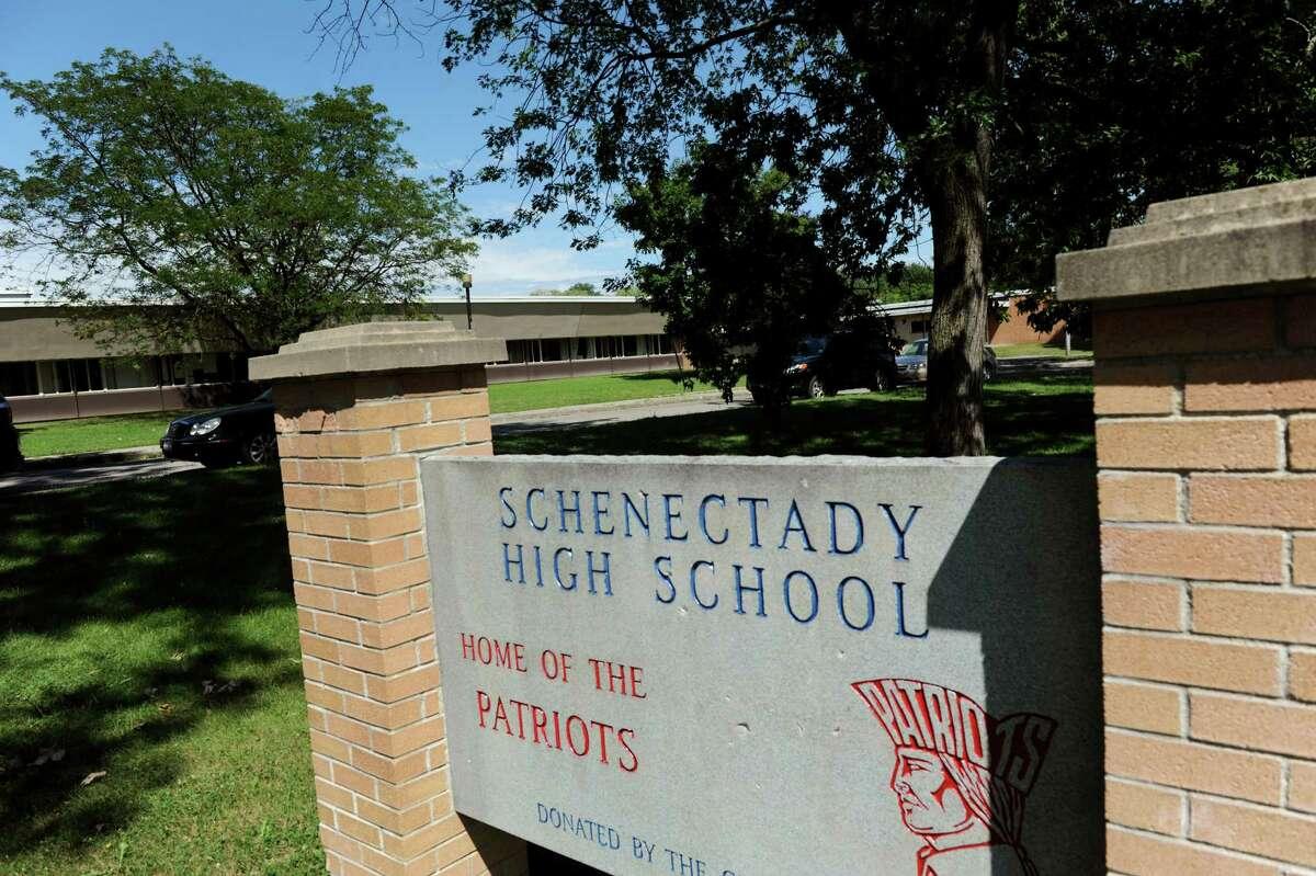 Schenectady High on Friday, July 26, 2013, in Schenectady, N.Y. (Cindy Schultz / Times Union)