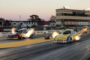 'Steer' has different meanings for NHRA's Matt Hagan - Photo