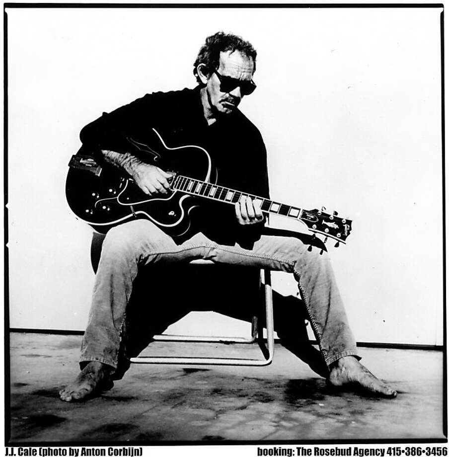 JJ Cale, shown in 2006, wrote songs that were mega-hits for other artists such as Eric Clapton. Photo: Anton Corbijn, HANDOUT