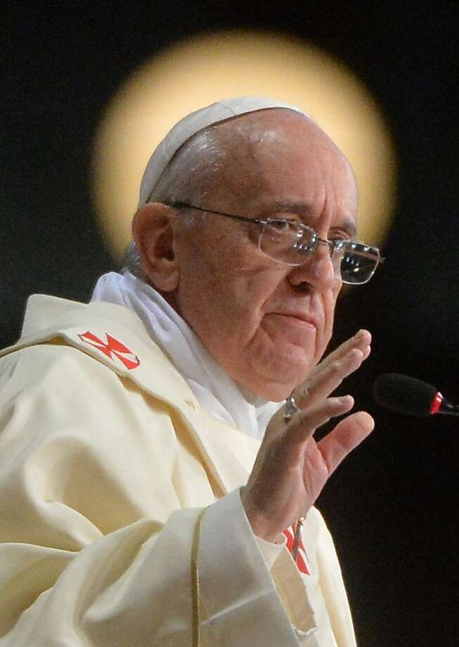 4. Pope Francis, pope Photo: Luca Zennaro, Associated Press