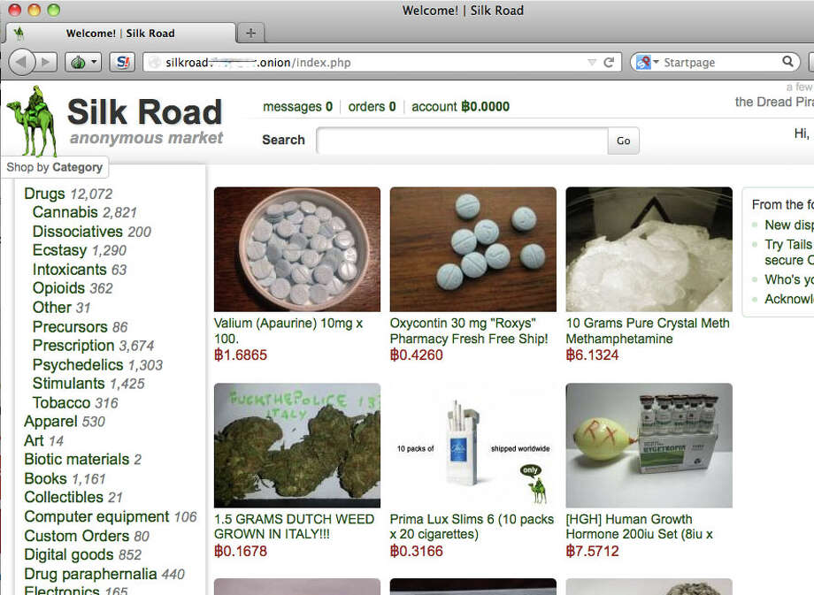 Before being shut down, the Silk Road anonymous drug market averaged $22 million in annual revenue, according to Forbes.