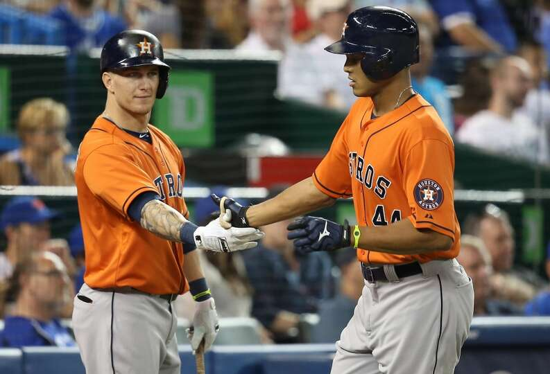 July 27: Astros 8, Blue Jays 6 Houston held on to its lead Saturda