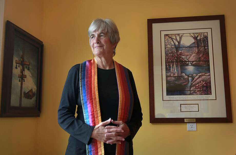 The Rev. Jane Spahr plans to resume marrying same-sex couples a year after being censured by the Presbyterian Church. Photo: Michael Macor, San Francisco Chronicle