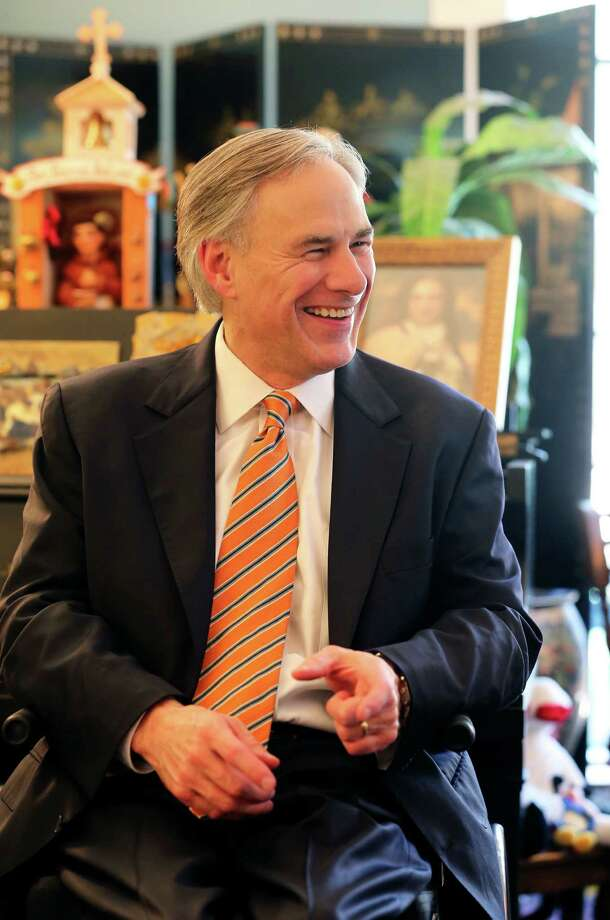 """Texas has now banned sanctuary cities in the Lone Star State."" - Gov. Greg Abbott during a Facebook live video stream of the signing of the bill into law. Photo: For The San Antonio Express-News"