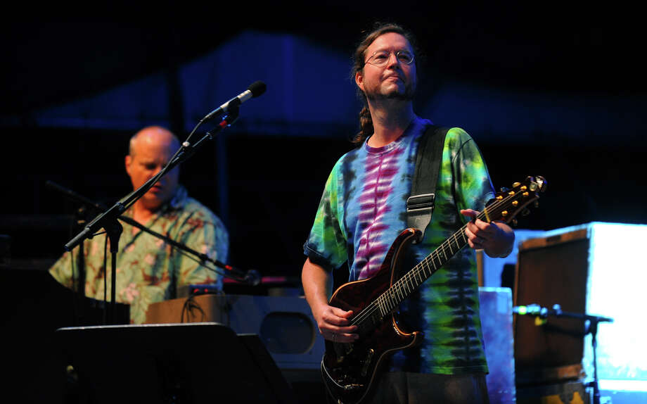 Phil Lesh and Friends perform during the 18th Annual Gathering of the Vibes music festival at Seaside Park in Bridgeport, Conn. on Saturday July 27, 2013. Photo: Christian Abraham / Connecticut Post freelance