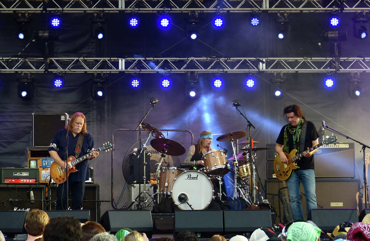 Gov't Mule at Westville Music Bowl, New Haven The largest concert since the start of the pandemic is taking place this weekend with a triple dose of jam band titan Gov't Mule. The band will play Friday and Saturday along with a special show with Heart's Ann Wilson on Sunday. Find out more.