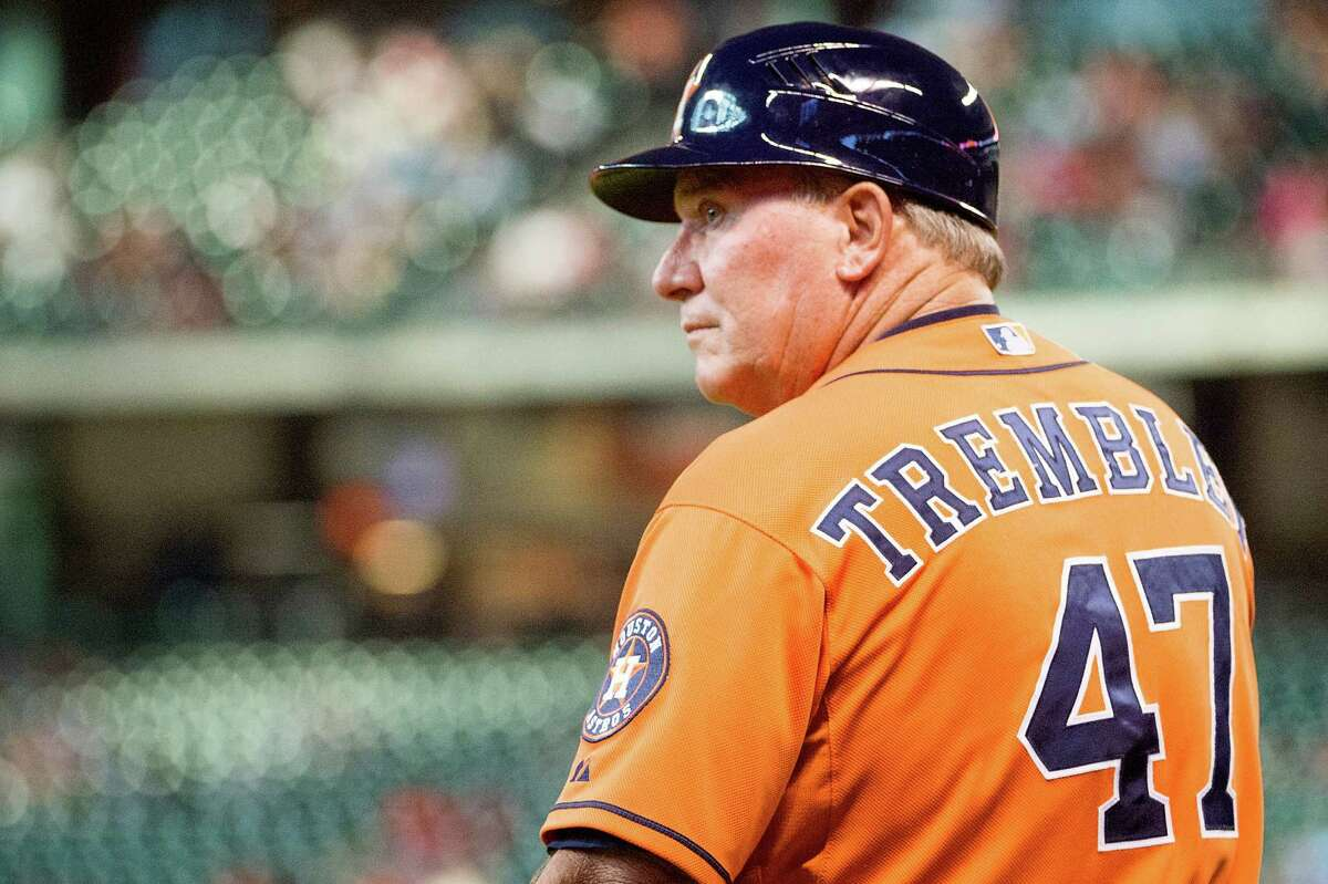 Dave Trembley admits he had a tough time after being fired by the Orioles, but he has bounced back with the Astros and friend Bo Porter.