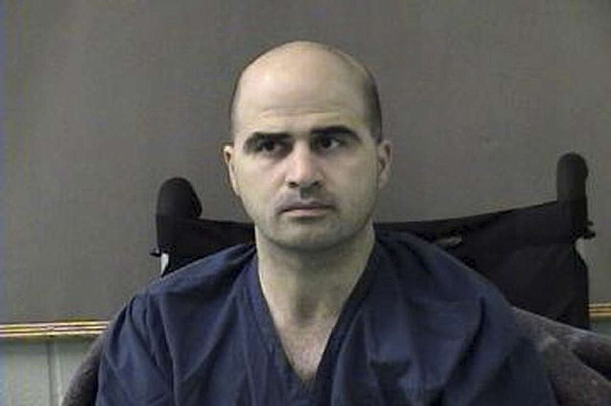 Fox News reported that Army Maj. Nidal Hasan didn't directly address the Fort Hood shooting in his statement.
