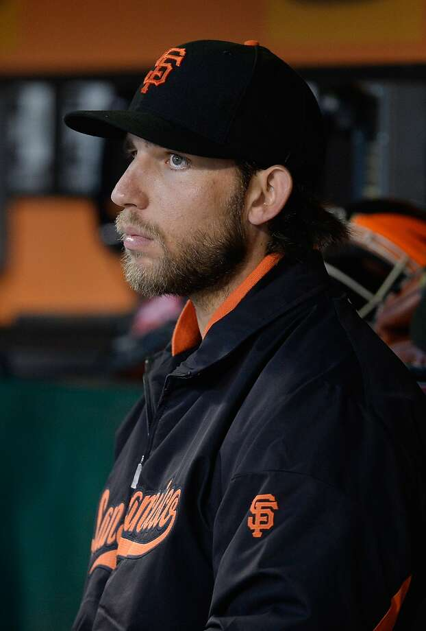 Madison Bumgarner went 13-9 with a 2.77 ERA in 2013. Photo: Thearon W. Henderson, Getty Images
