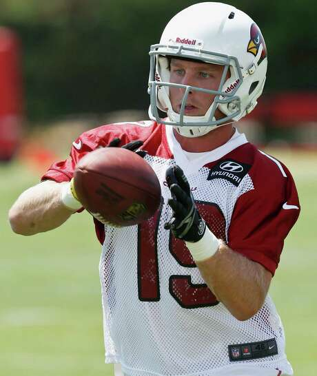 Cardinals receiver and A&M product Ryan Swope retired from the NFL because of concussion issues. Photo: Ross D. Franklin, STF / AP