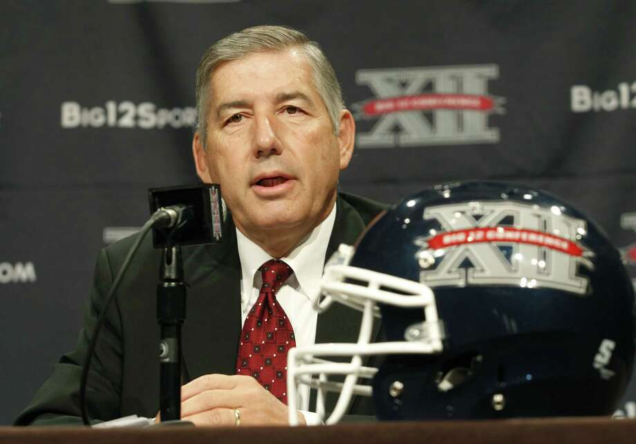 Bob Bowlsby: Big 12 commissioner — Former Iowa and Stanford athletic director who is one of the personal choice of DeLoss Dodds as his replacement. Led the move to fully fund all Stanford athletic scholarships, which is a step that Texas president Bill Powers would like to see at his school. But it might be tough to see him leave the Big 12, where he is in position to set the national agenda for college sports. But his $2 million annual contract might be pricey — even for Texas.                Odds: 5-1 Photo: Tim Sharp / Associated Press
