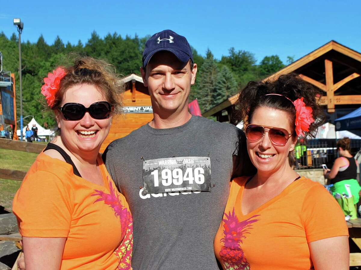 Were you Seen at the Warrior Dash in Windham Mountain on Saturday, July 27, 2013?