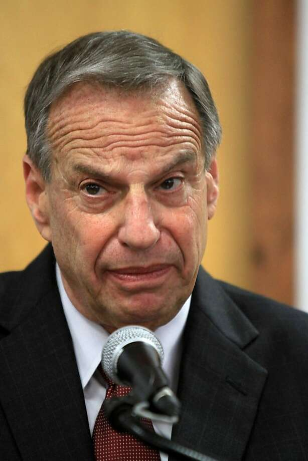 San Diego Mayor Bob Filner has agreed to enter therapy. Photo: Bill Wechter, Getty Images