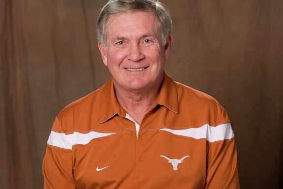 Mack Brown Head football coach at the University of Texas  2012 school photo