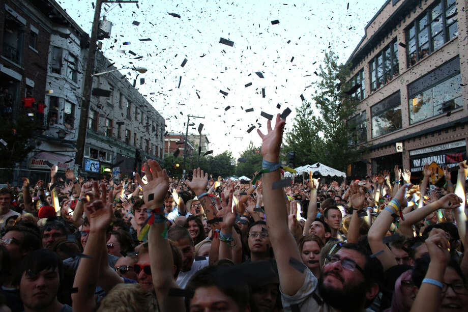 The Capitol Hill Block Party takes over the hill this weekend. Check out some of the bigger names to hit the streets of Capitol Hill. For a full lineup and schedule, visit capitolhillblockparty.com. Photo: JOSHUA TRUJILLO, SEATTLEPI.COM / SEATTLEPI.COM