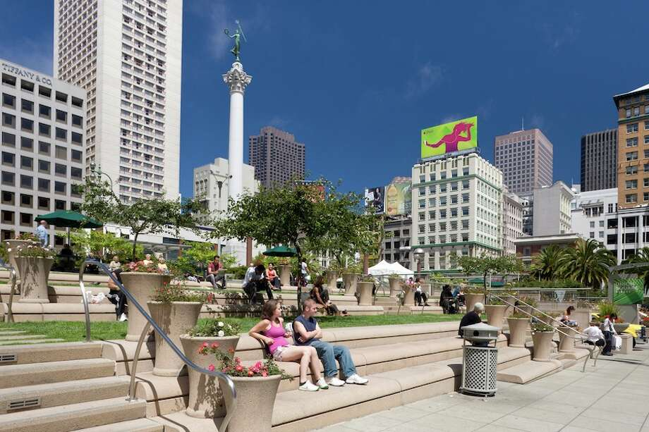 Spend their entire time in San Francisco shopping in Union Square  Locals are used to easy access to high-end shops downtown. Maybe that's why they just don't see the allure of spending a vacation at Forever 21. You shouldn't really have a vacation in San Francisco without seeing Union Square, but some people get a little carried away when they see just how much nicer this mall is than theirs. Photo: David Clapp, Getty Images / (c) David Clapp