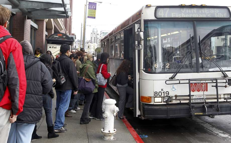 Hop on Muni and not ask for guidance  Muni is confusing. Maps are nearly non-existent and vague. It would take a transit-savant to figure it out on a first visit. This is one spot where it's perfectly OK to ask a local. Everyone knows it's a mess and residents are happy to help. Sometimes your driver might even offer some advice, too. Photo: Christian Science Monitor