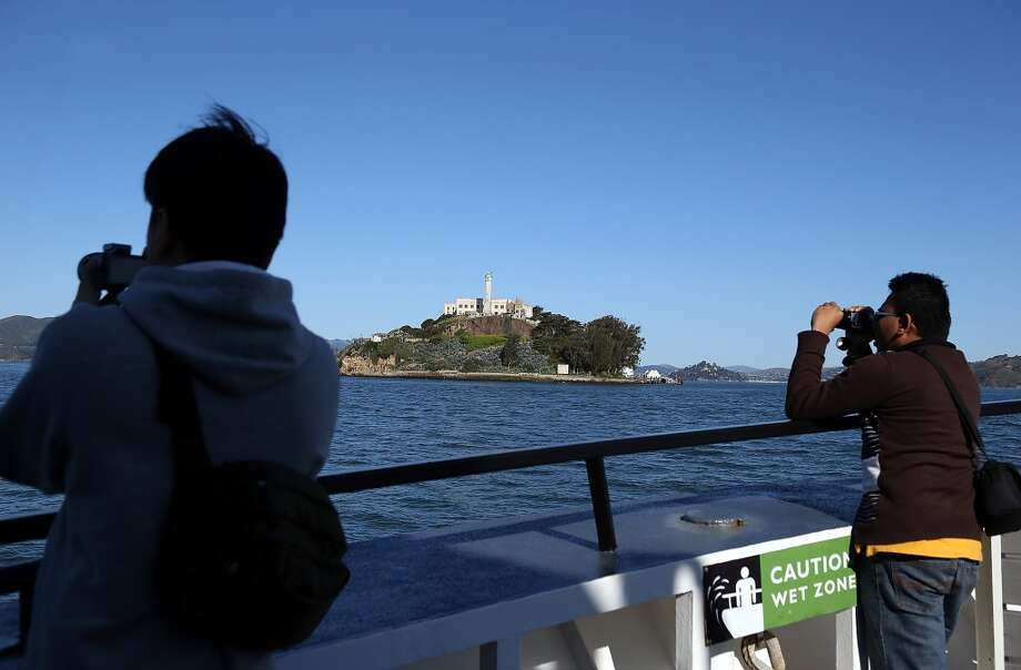 "Fail to book a spot on the Alcatraz ferry ahead of time  If it's that high on your to-do list for San Francisco, it's probably on everyone else's too. Some people don't know the ferry out to Alcatraz fills up weeks in advance. And it's the only way to get out there. It's not an easy place to ""swing by,"" and a lot of visitors miss out. Photo: Justin Sullivan, Getty Images"