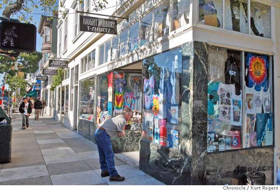 Go to historic Haight-Ashbury… expecting anything but ice cream  At one point, the Haight was the San Francisco capital of social revolution. Today, it's a grungy, charming shopping district with some minor trappings leftover from a more bohemian time. At the historic corner that once housed the Haight-Ashbury clinic, there's a thriving Ben & Jerry's.   It's not quite the time machine to the 1960s many tourists expect. It may no longer be a place for soulful meditation on on the nature of freedom. That said, try the ice cream. Photo: Kurt Rogers, The Chronicle
