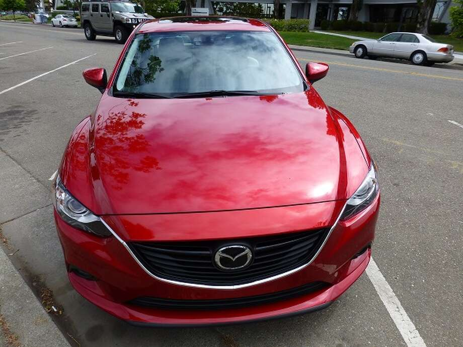 One of the attributes of Mazda's so-called Skyactiv technology is to give it a fairly good EPA rating of 26/38 mpg, city/highway, out of a 2.5-liter, 184-horsepower engine.