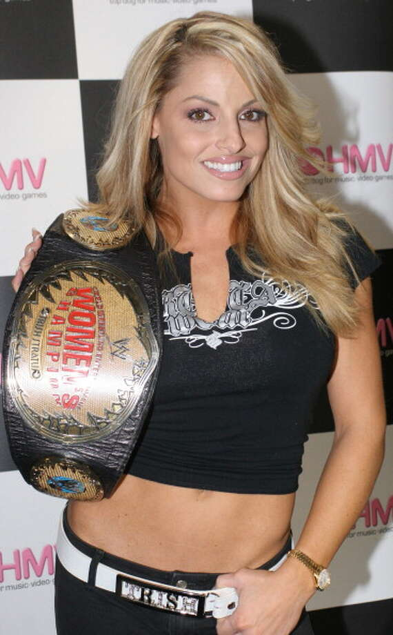 Trish Stratus Photo: Phillip Massey, FilmMagic / FilmMagic