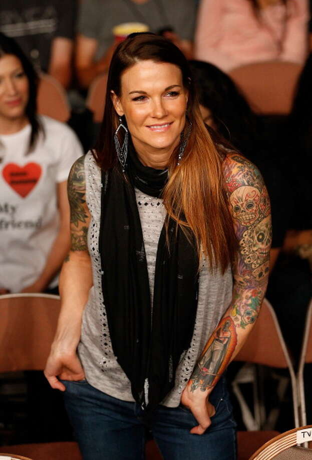 Lita Photo: Josh Hedges/Zuffa LLC, Zuffa LLC Via Getty Images / 2013 Josh Hedges/Zuffa LLC