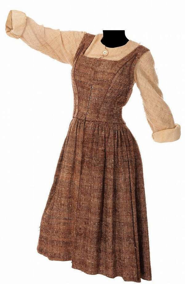 "Lot 490: Costumes worn by Julie Andrews ""Maria"" and the ""Von Trapp children"" from The Sound of Music – $1,300,000"