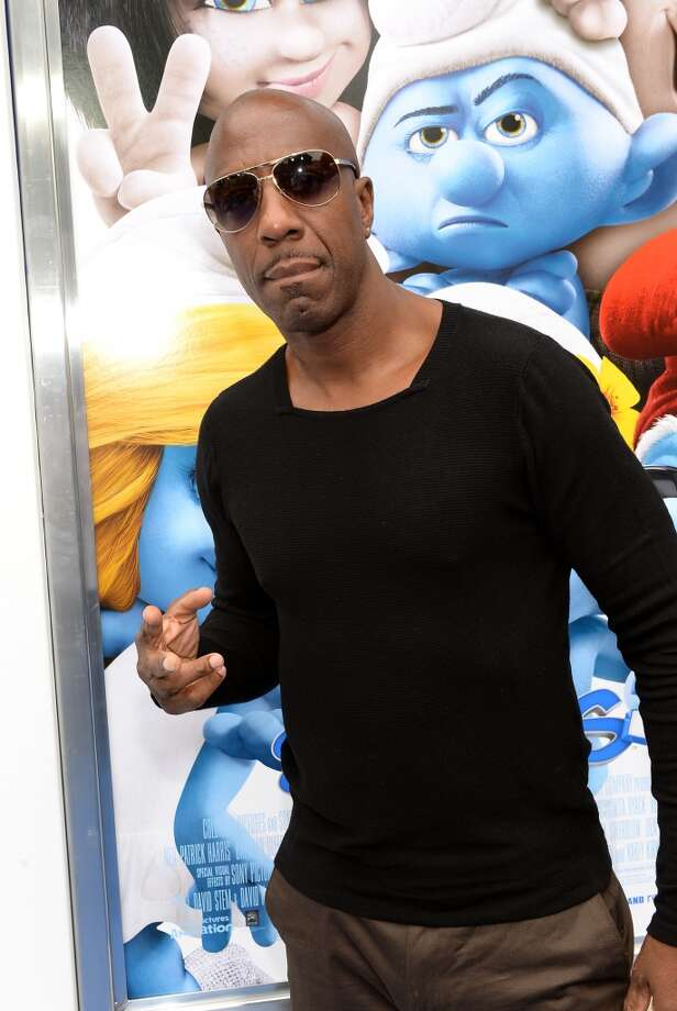 "Actor J.B. Smoove attends the Los Angeles premiere of ""The Smurfs 2"" at Regency Village Theatre on July 28, 2013 in Westwood, California.  (Photo by Michael Buckner/Getty Images for SONY) Photo: Michael Buckner"