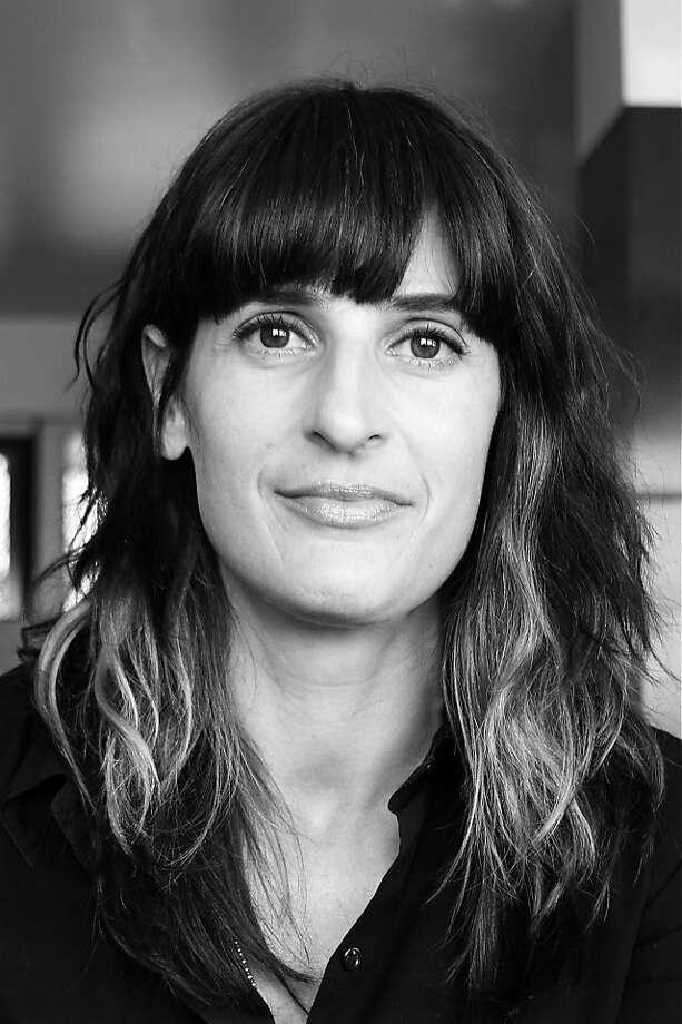 Micheline Aharonian Marcom Photo: Fowzia Karimi