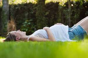 Pregnant women  Something to think about before you get creative in the big outdoors for your pregnancy portraits.